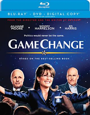 GAME CHANGE BY MOORE,JULIANNE (Blu-Ray)