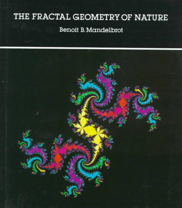 Fractal Geometry of Nature By Mandelbrot, Benoit